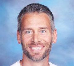 Jeff Taff school teacher in Burlington