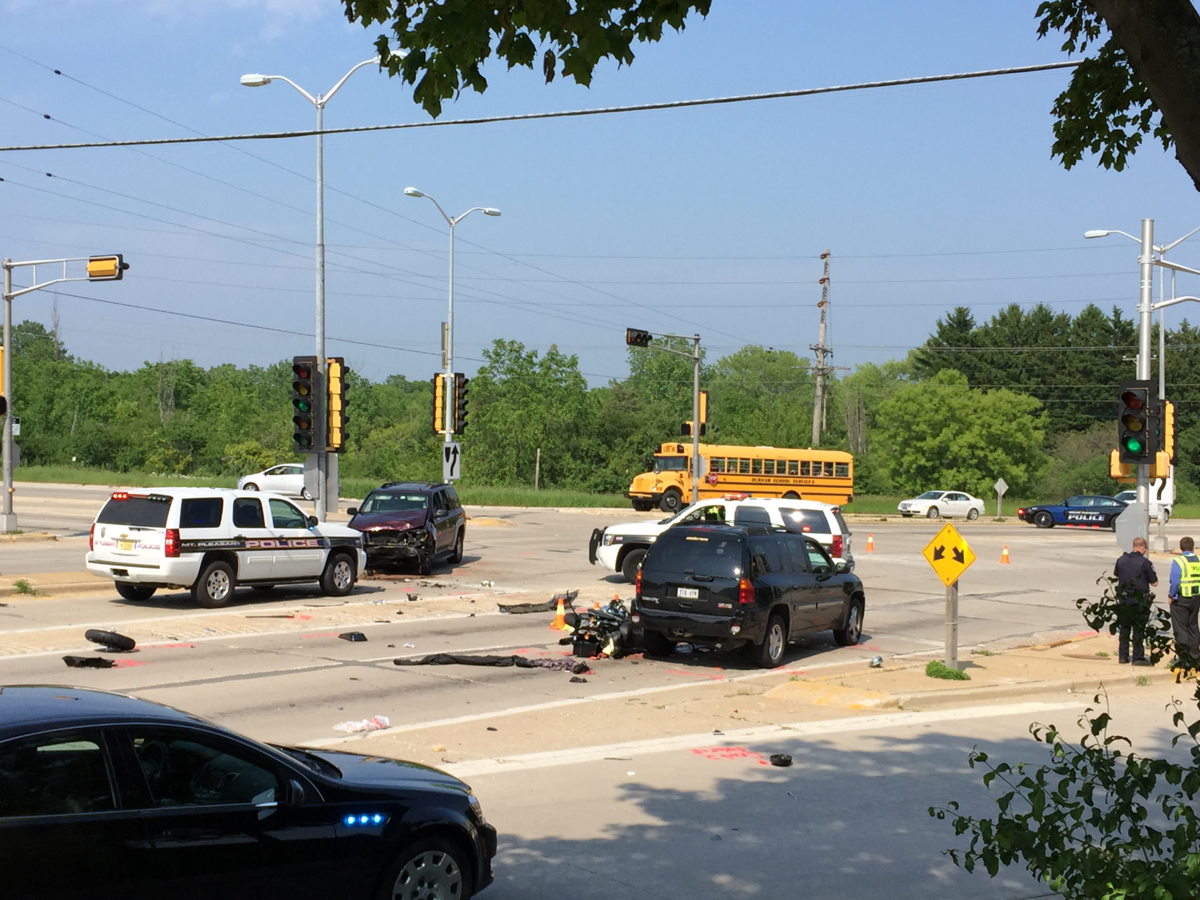 Fatal motorcycle accident at Highways 31 and 38 | Local News