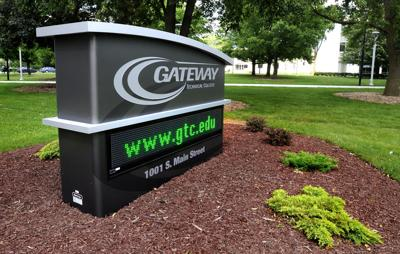 Gateway Technical College sign