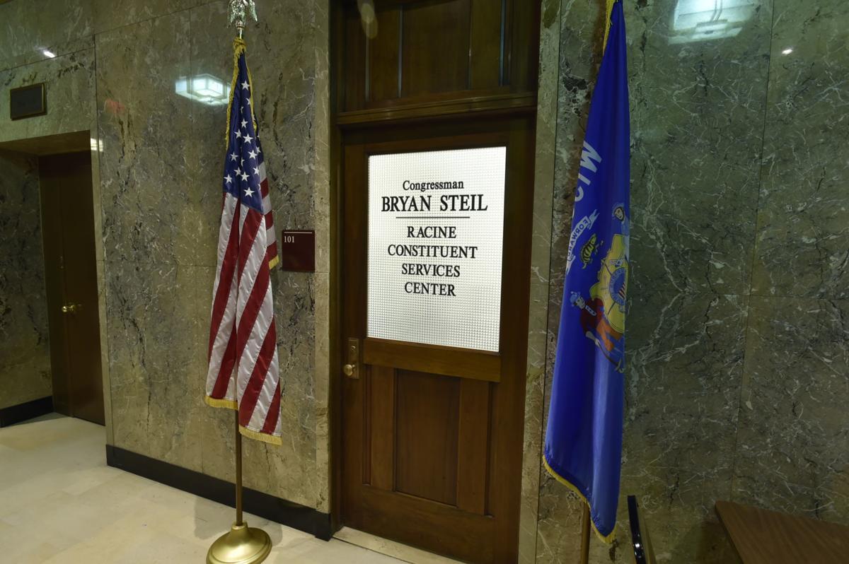 Steil opens Racine constituent office | Local News