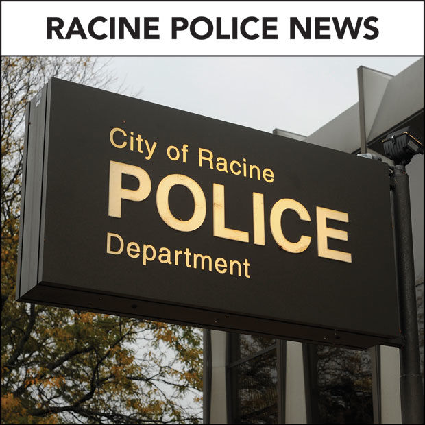Racine police news
