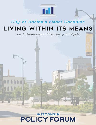City of Racine's Fiscal Condition: Living Within Its Means