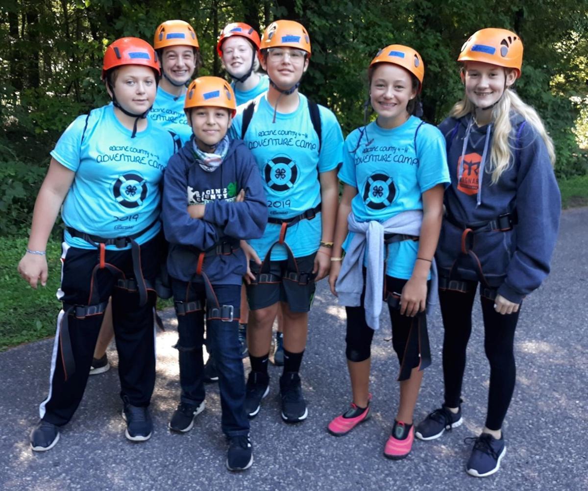 4-H Adventure Camp photo