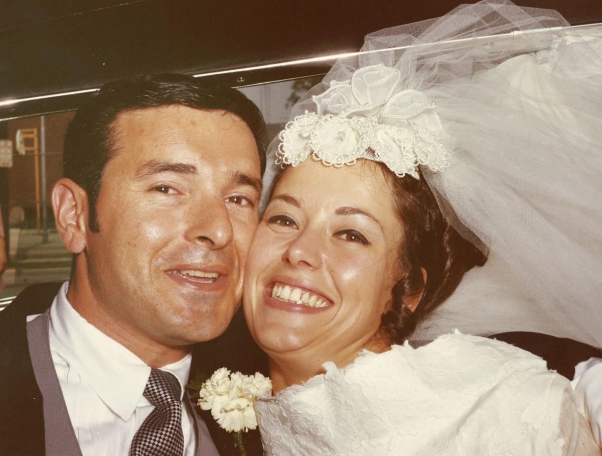 Mr. and Mrs. Jerry Jardina