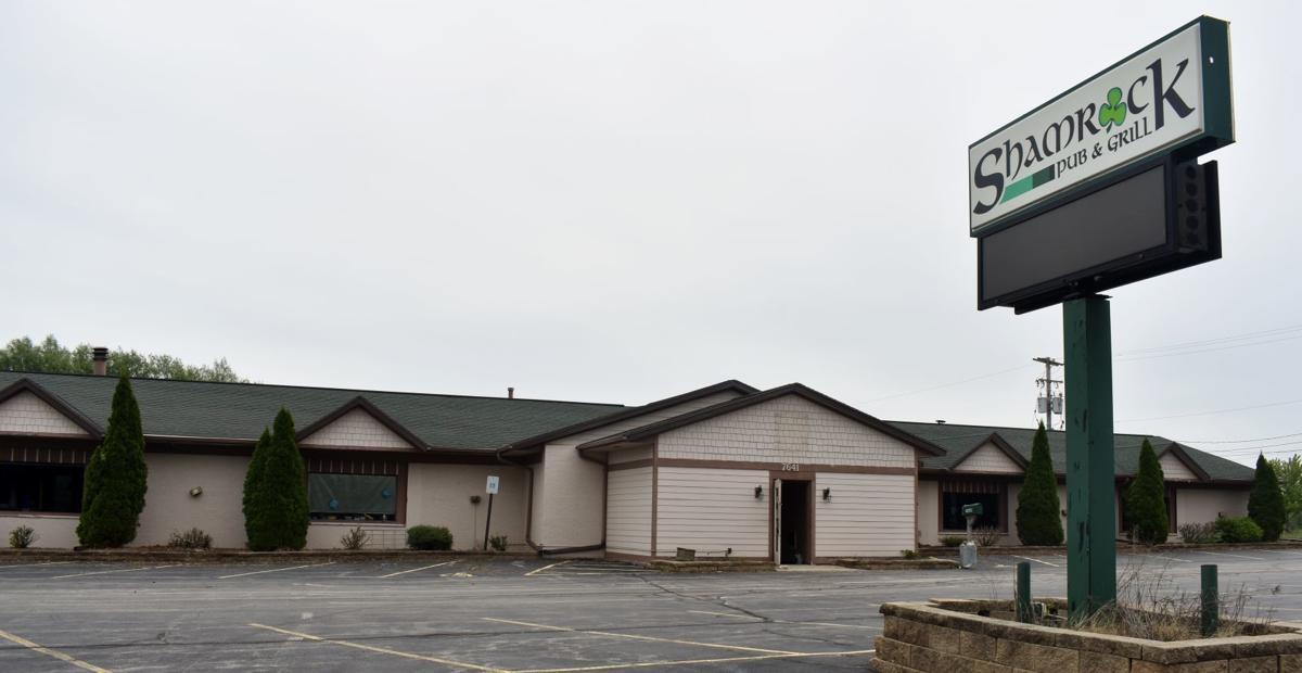 Former Shamrock Pub and Grill