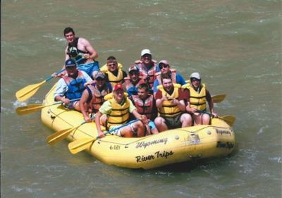 Local Boy Scouts, troop leader rescue man from Wyoming river