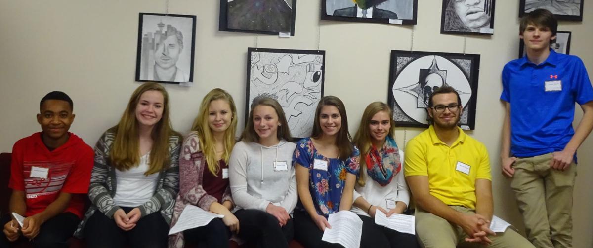 Racine Lutheran High School Student Ambassadors