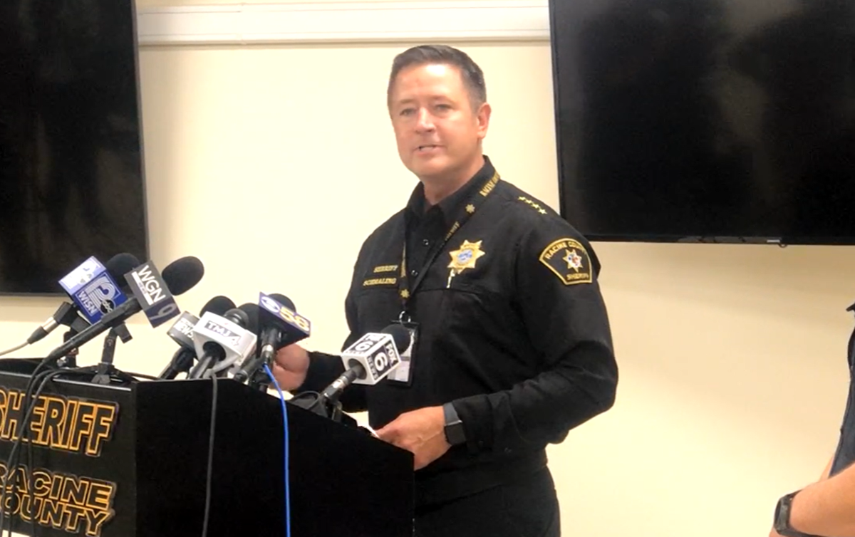 Sheriff Christopher Schmaling