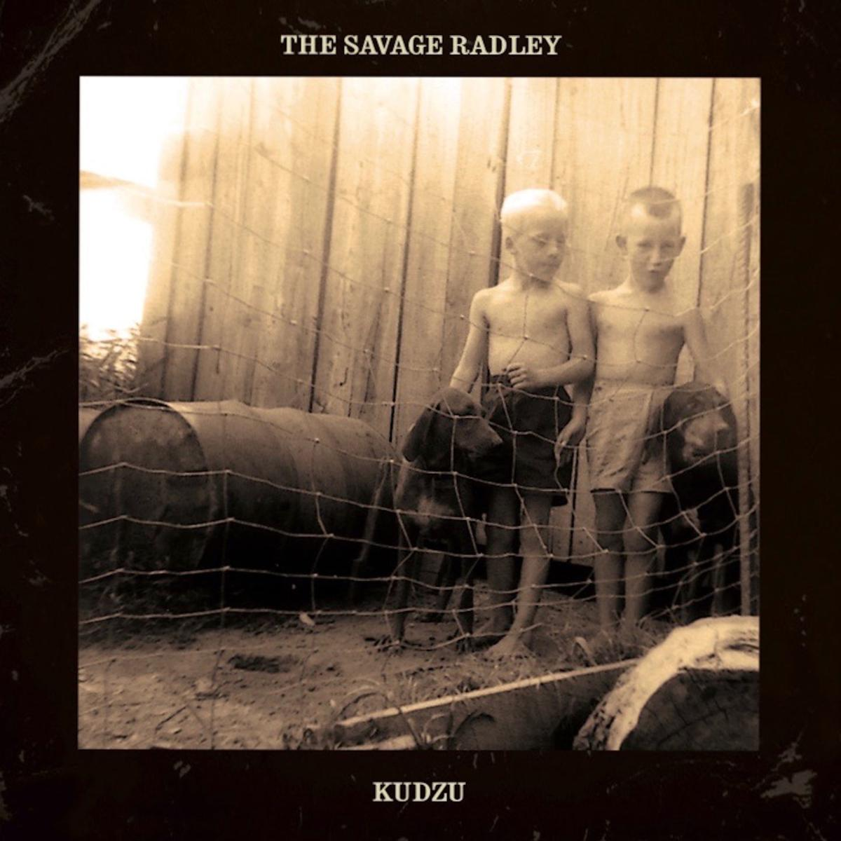 The Savage Radley, Kudzu album cover