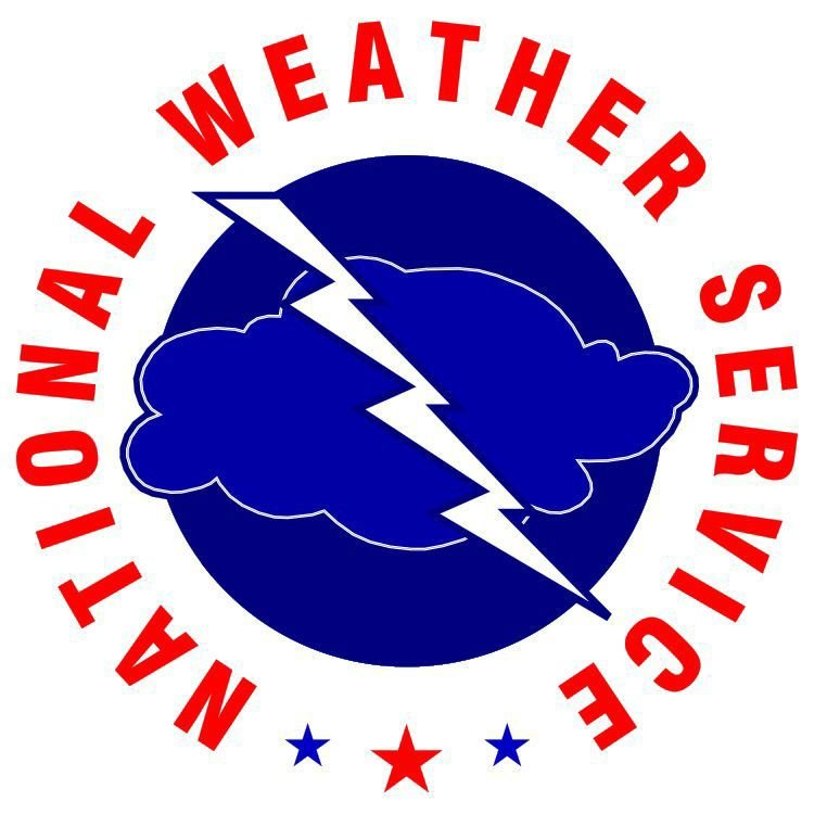 US National Weather Service Logo