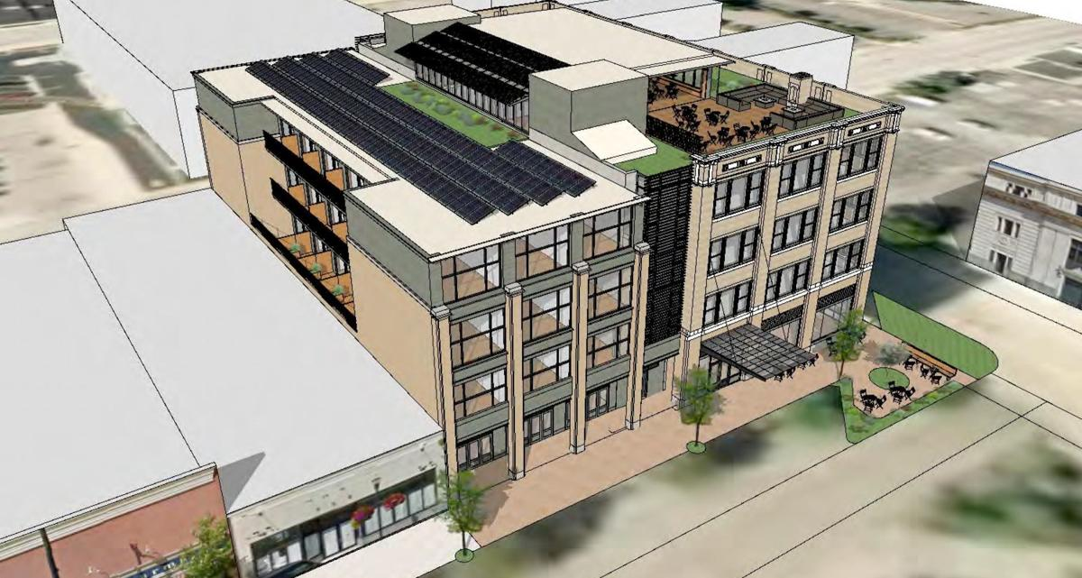 New boutique hotel proposed