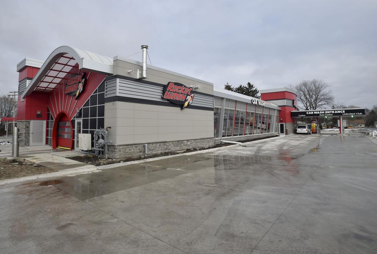 Rocket Wash car wash opens at Willkomm corner | Money | journaltimes com