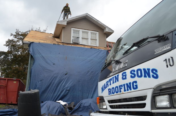 Kenosha Based Roofing Company Completes Work For Injured