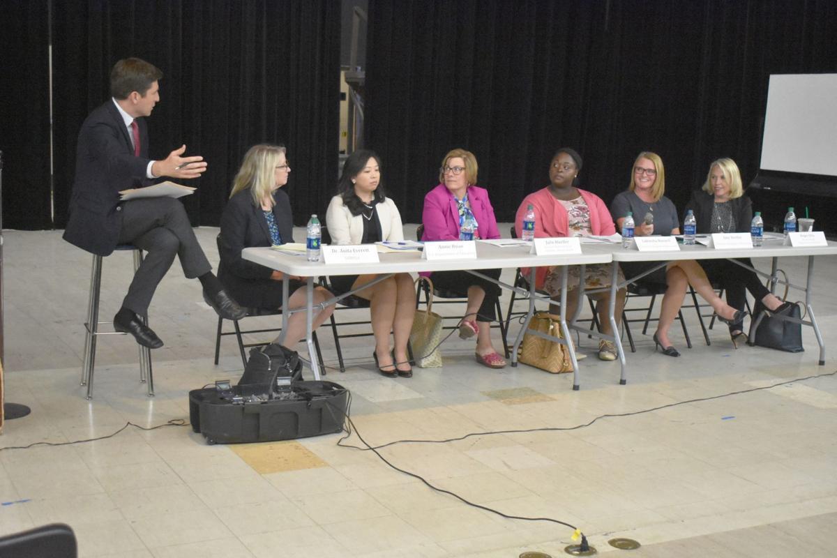 Children's mental health forum