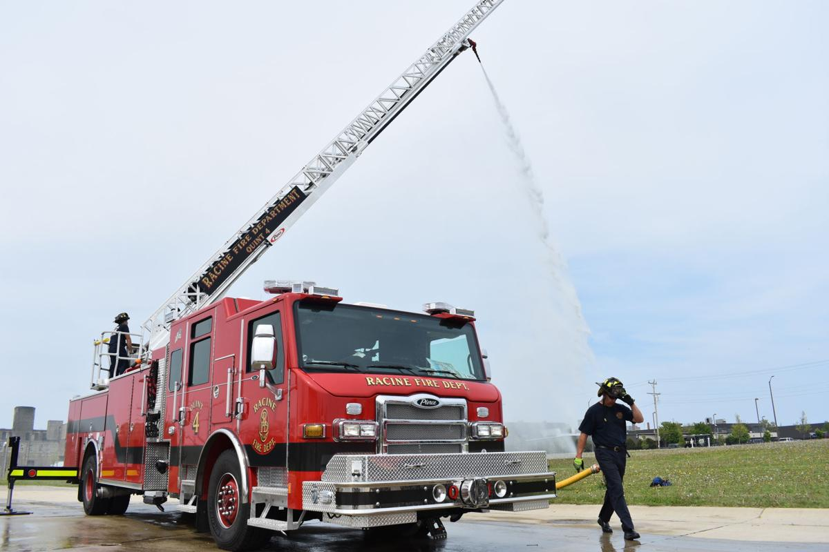 Ladder 49 vs the real fire department essay