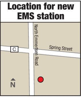 New South Shore EMS station