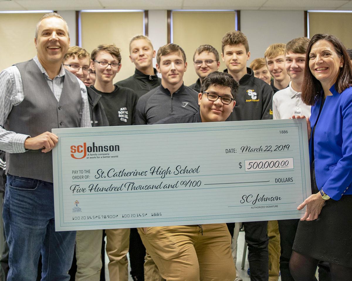 SC Johnson grant