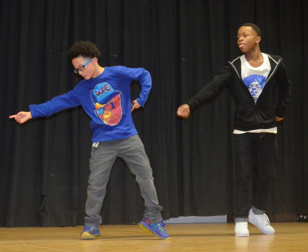 Black History program showcases students' talents | Local ...
