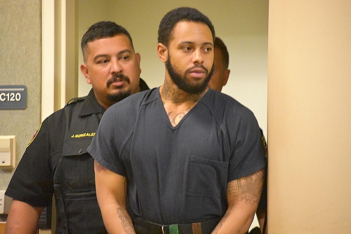 Dalquavis Ward arraignment
