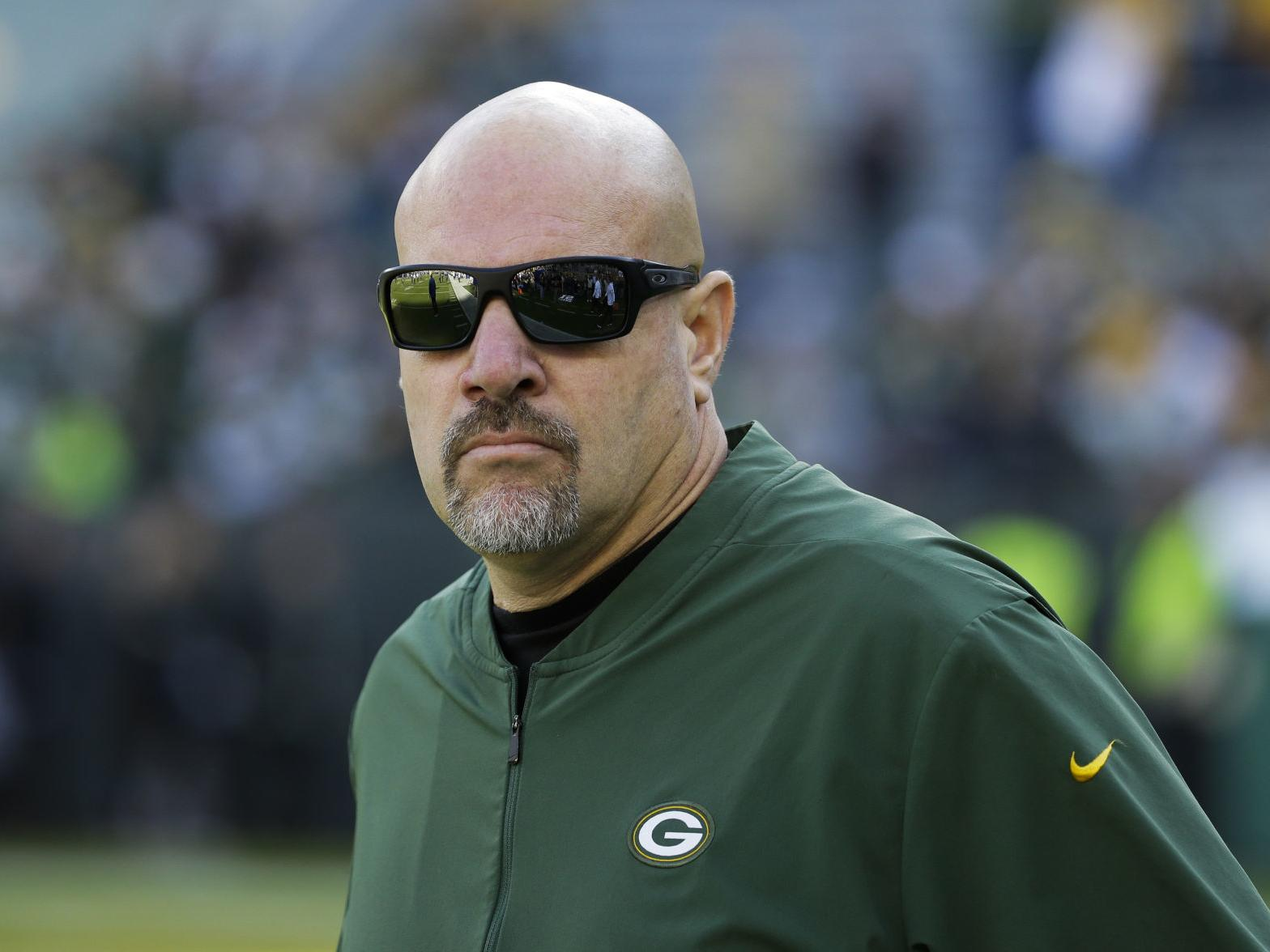 Packers Never A Doubt About Keeping Pettine As Defensive Coordinator Lafleur Football Journaltimes Com