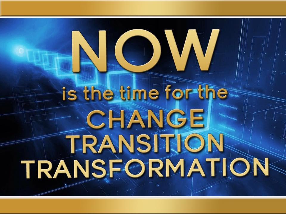 Transformation Ministry