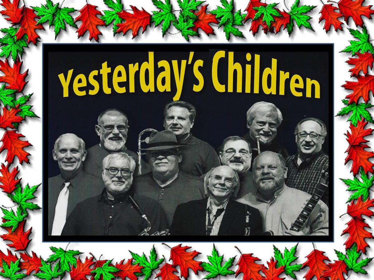 Merry Christmas from Yesterday's Children!