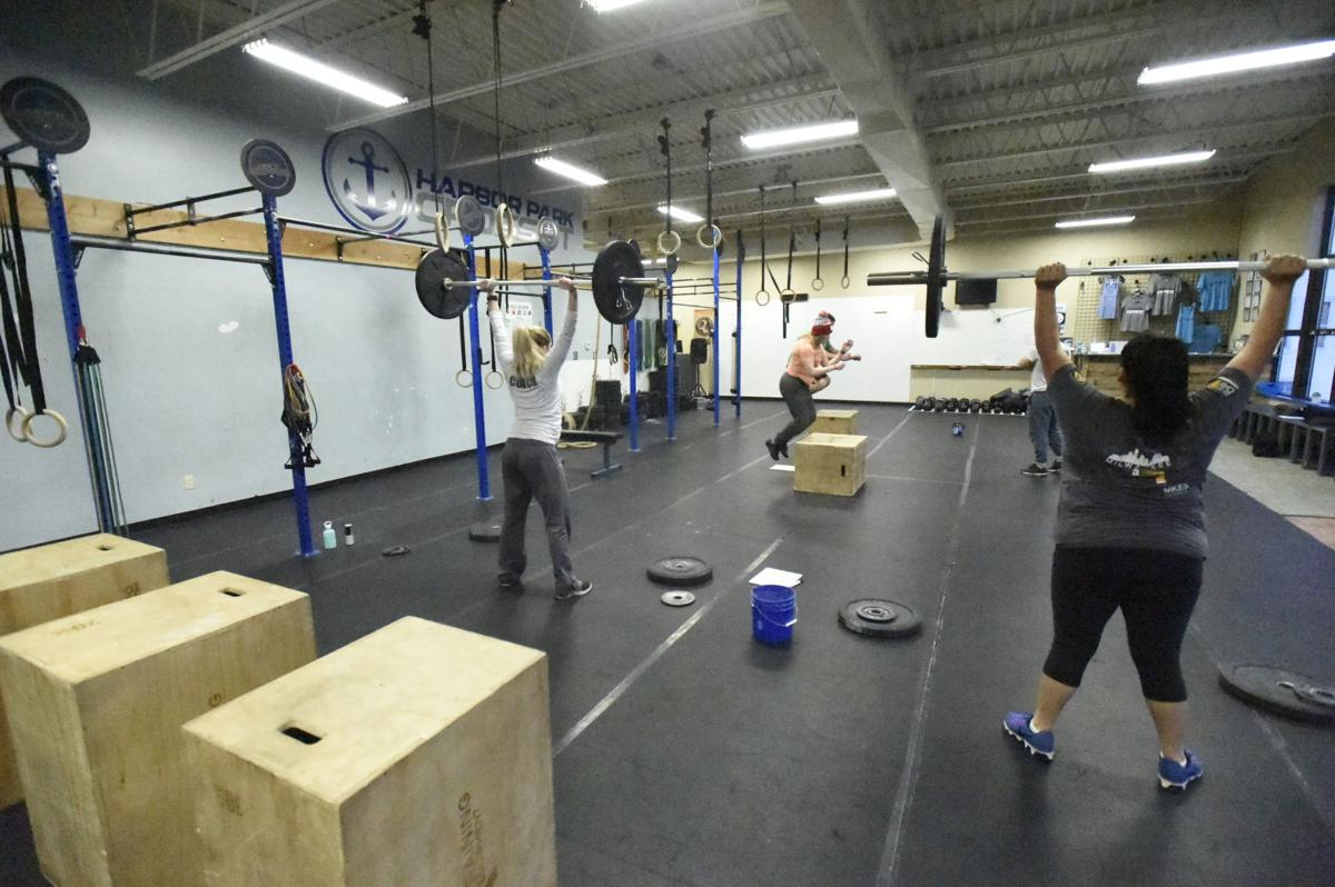 Harbor Park Crossfit