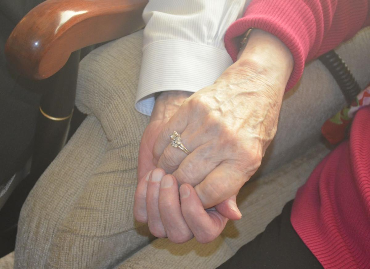 Together for nearly 73 years
