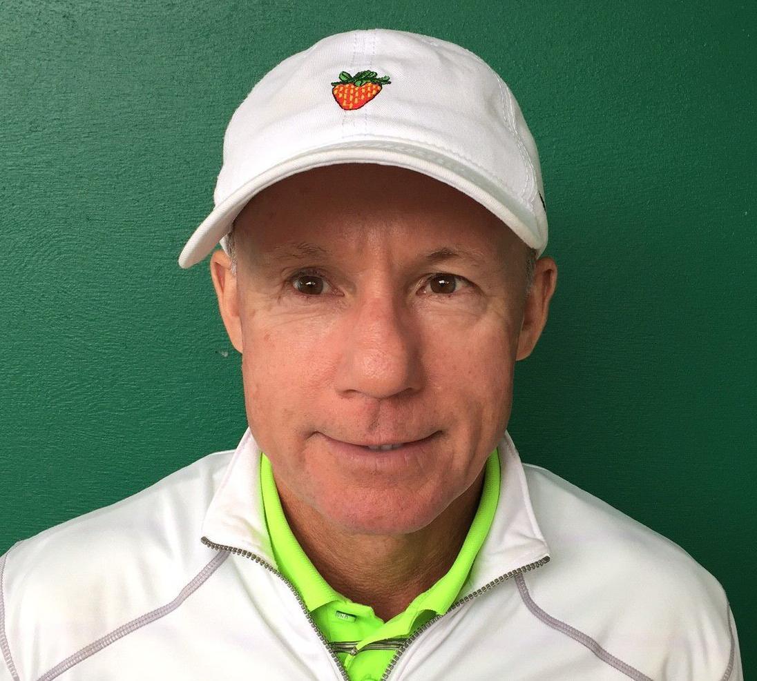 Paul Zarek, golfer