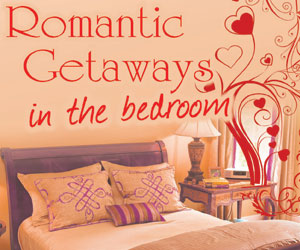 How to make a romantic getaway in your bedroom | Home and ...