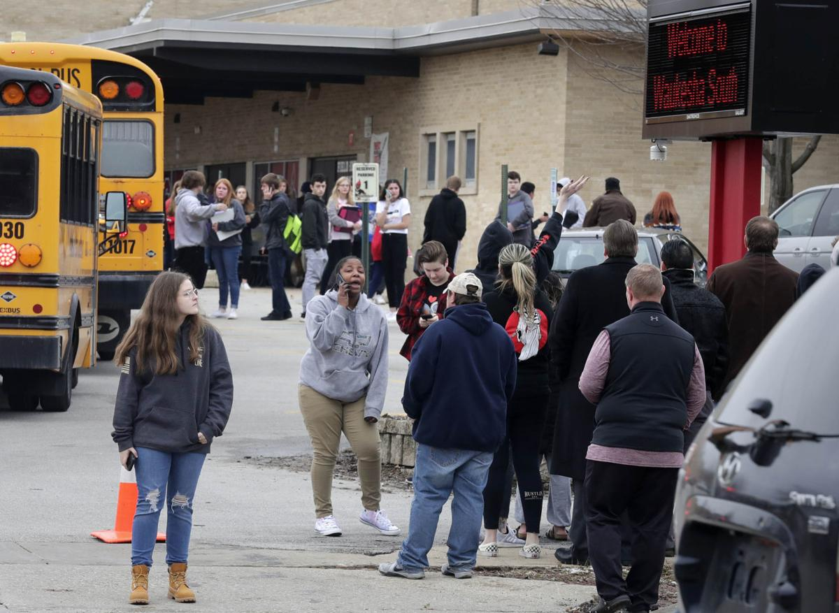 School Shooting Wisconsin