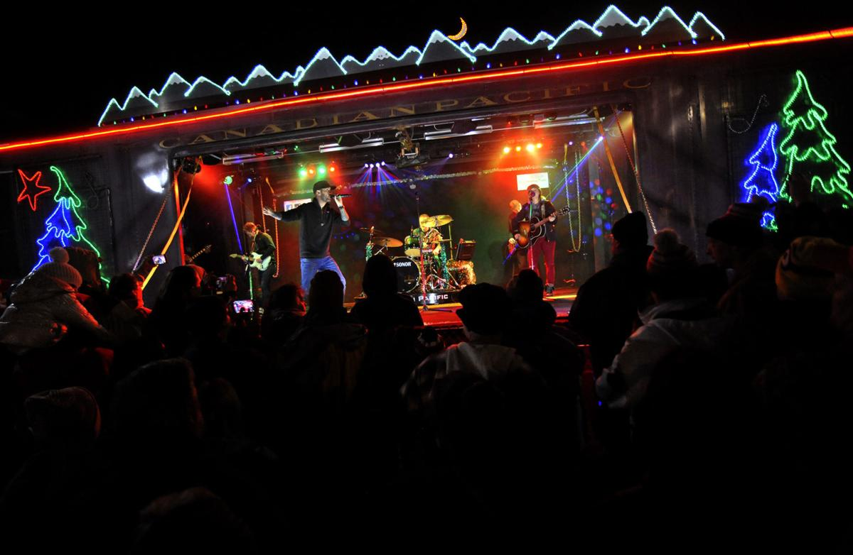 Canadian Pacific Railway's Holiday Train