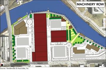 Machinery Row Building Floor Plans - Floor One (4.29.14)
