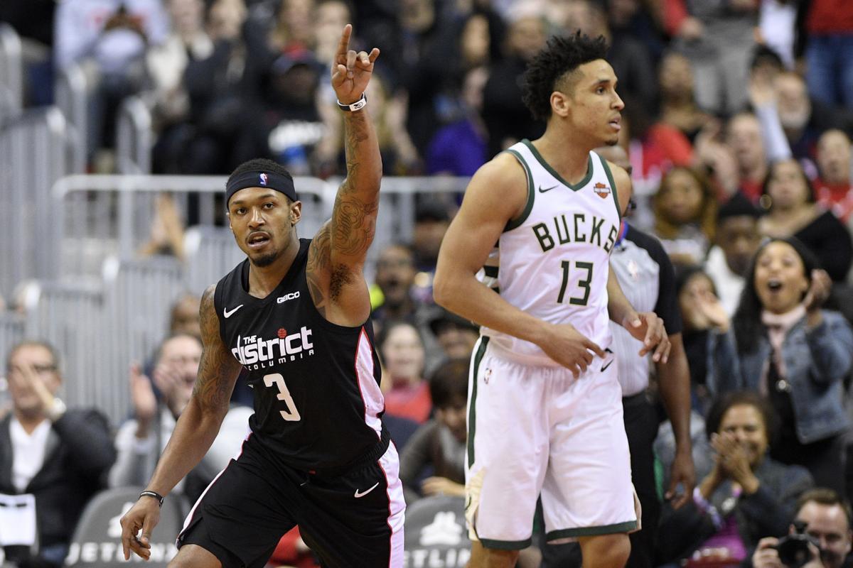 Bucks Wizards Basketball