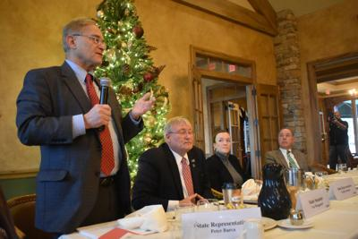 Legislative breakfast