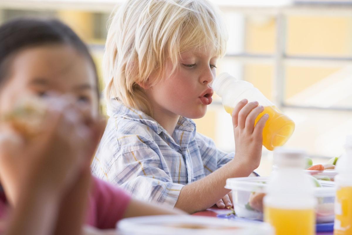 Children and juice consumption