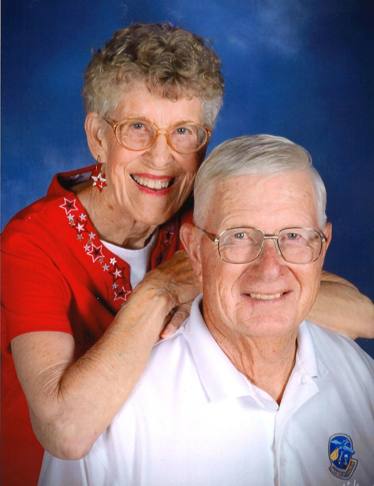 Mr. and Mrs. Richard Heidenreich