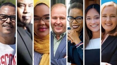 26th District Senate candidates