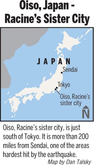 Oiso, Japan - Racine's Sister City