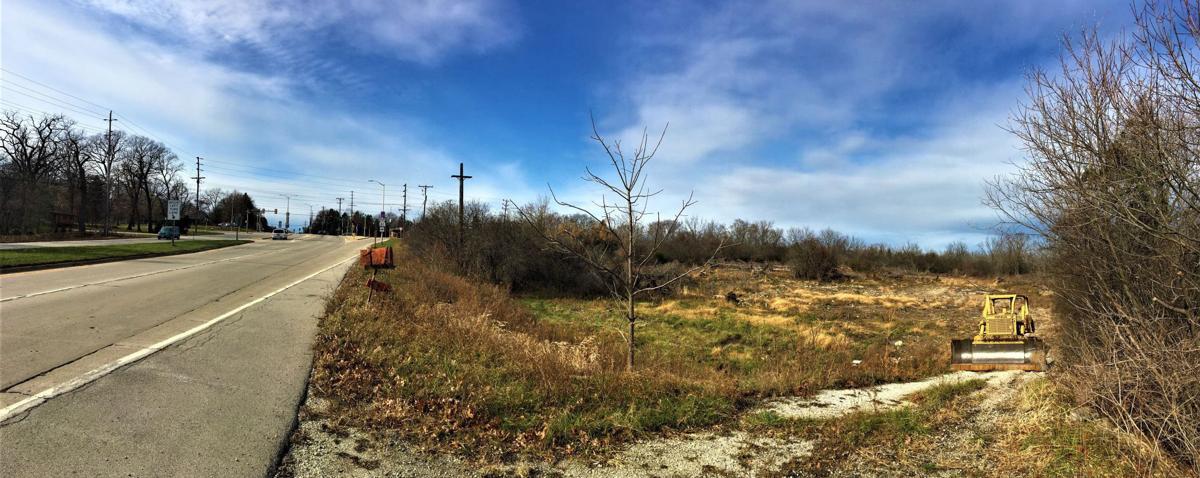 Proposed Culver's site - 4526 Northwestern Avenue, Mount Pleasant