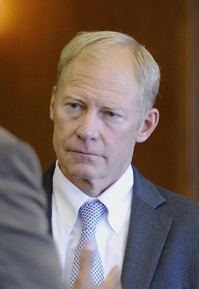Johnson in Court