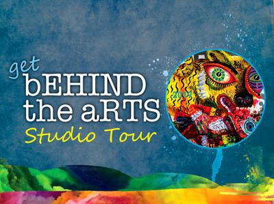 Get Behind the Arts Studio Tour offers three days of art