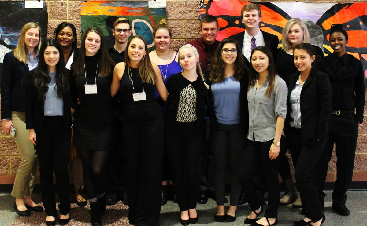 Case students attend FBLA conference