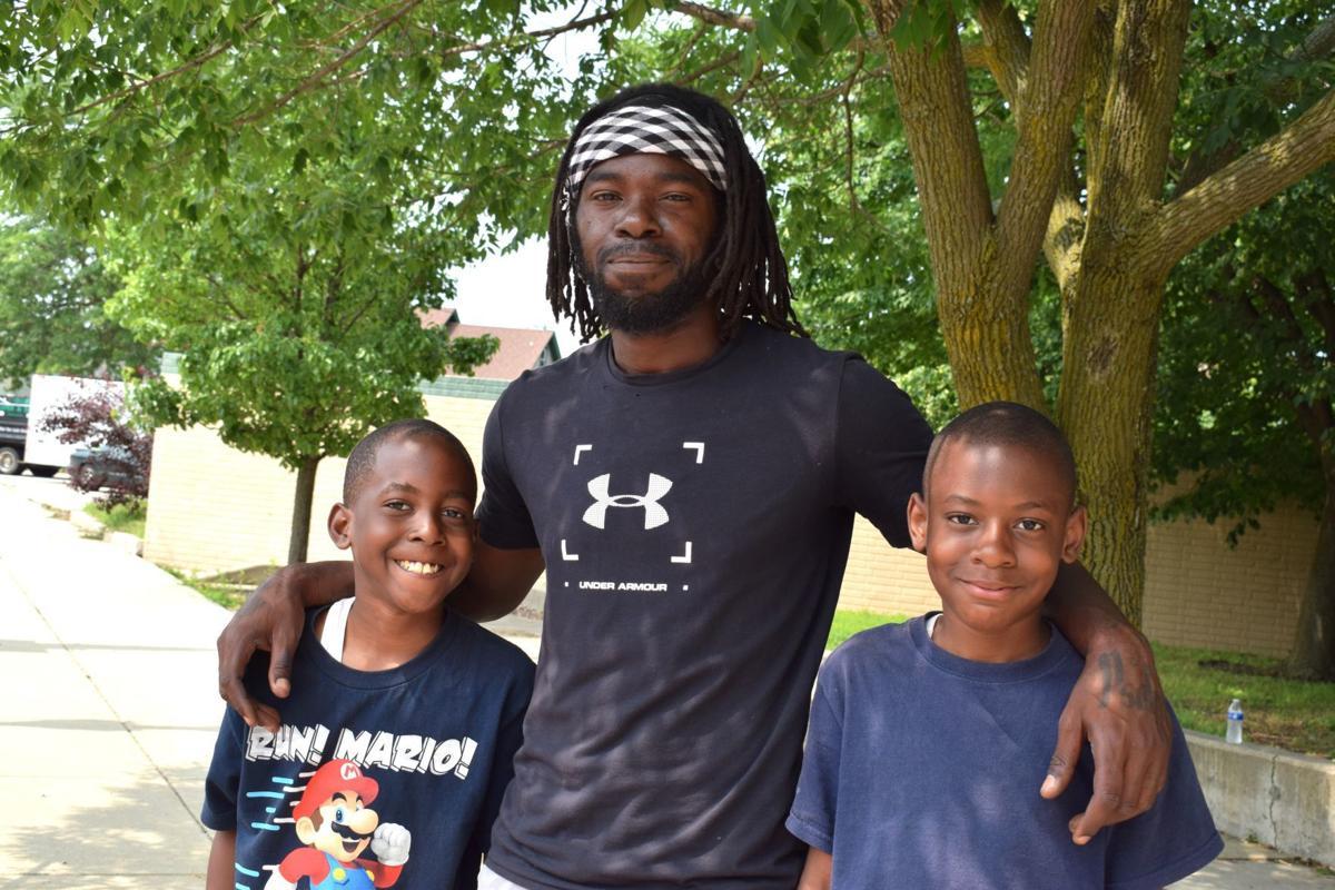 Edward, Judah and Jacob