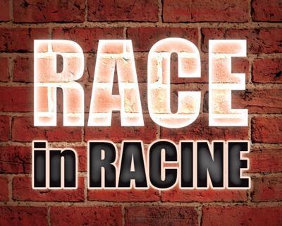 Race in Racine logo
