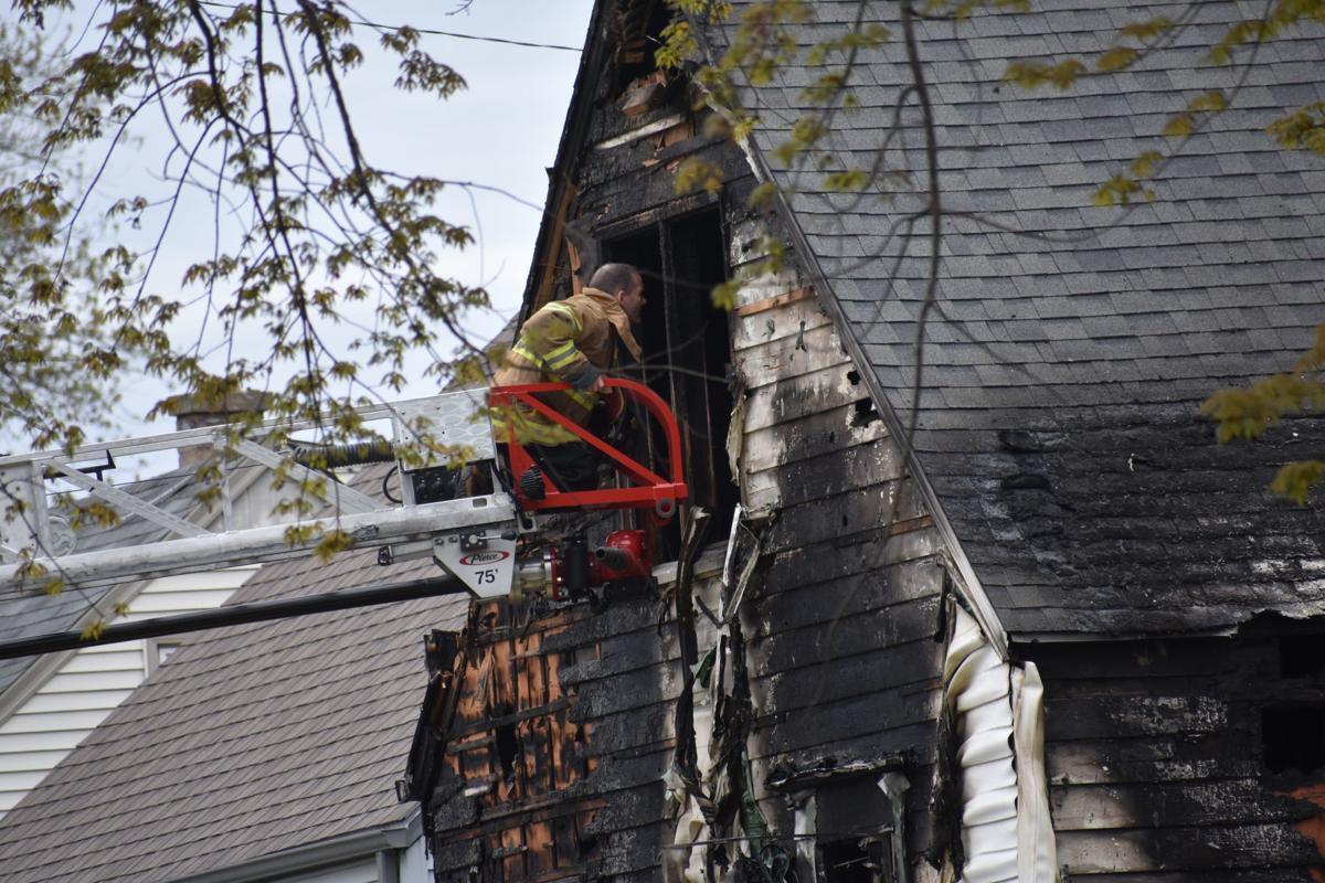 Fatal fire investigation