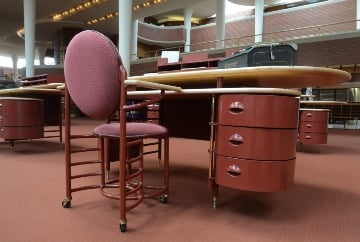 furniture part of wright legacy at sc johnson local news