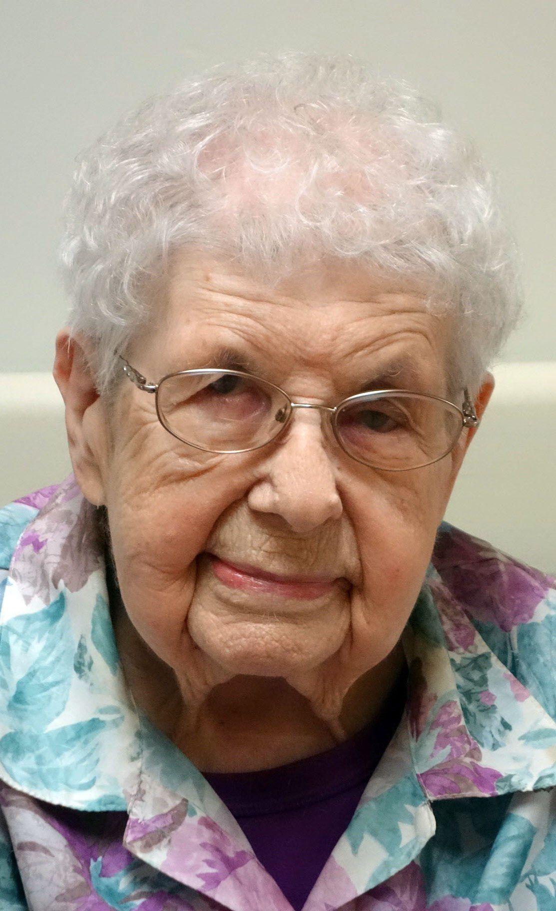 Sister Rose Ellen Mlodzik