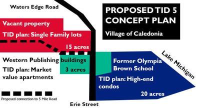 Caledonia TID No. 5 proposal
