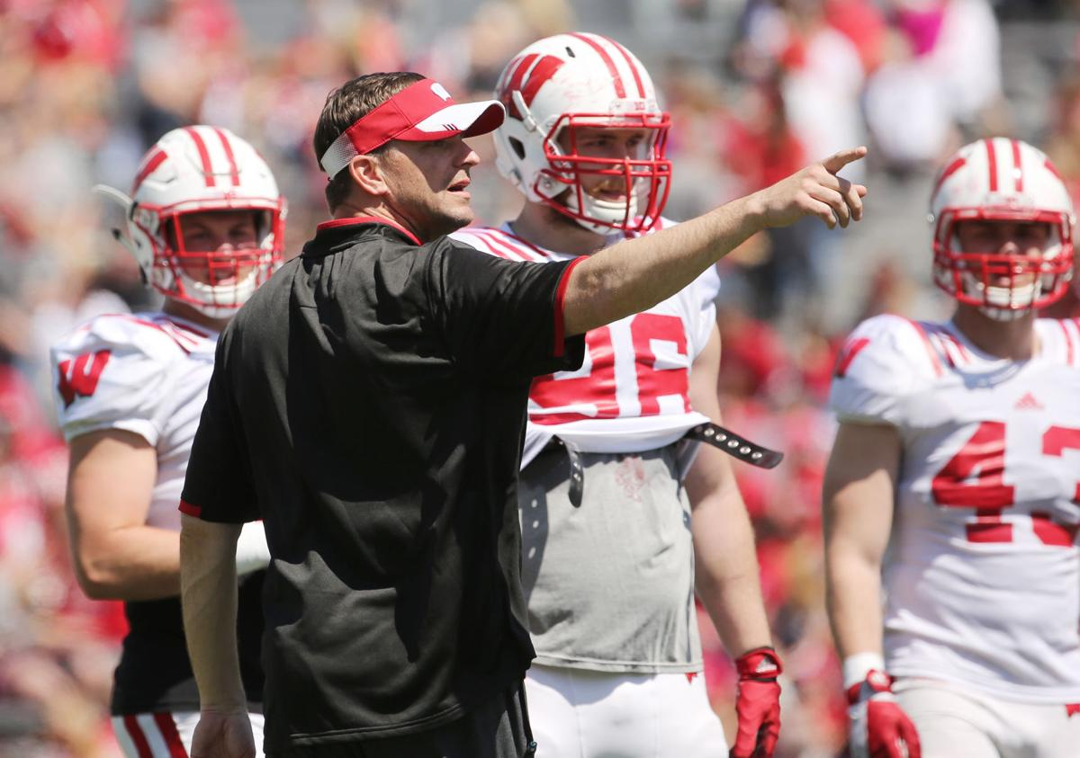 badgers football wisconsin assistant coaches salaries rank in